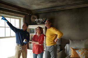 Fire and Smoke Damage Restoration in Auburn, IN 46706