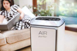 Air purifier cleans up air